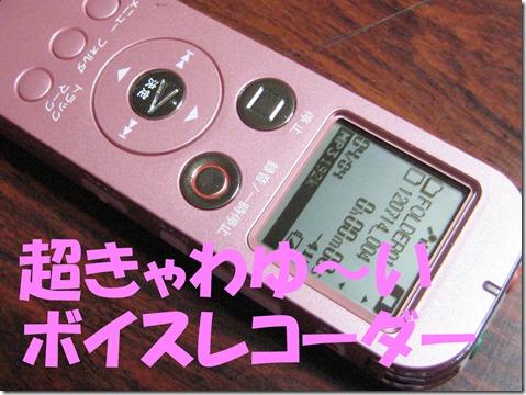 IMG_0122ピンクICレコーダー
