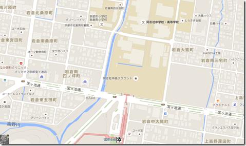 岩倉川ホタル