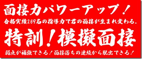 公務員試験 模擬面接 志望動機 東京 大阪